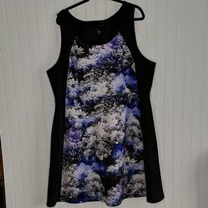 Lane Bryant Scuba Dress Size 28